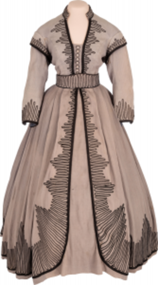 Viven Leigh-Gone With the Wind dress