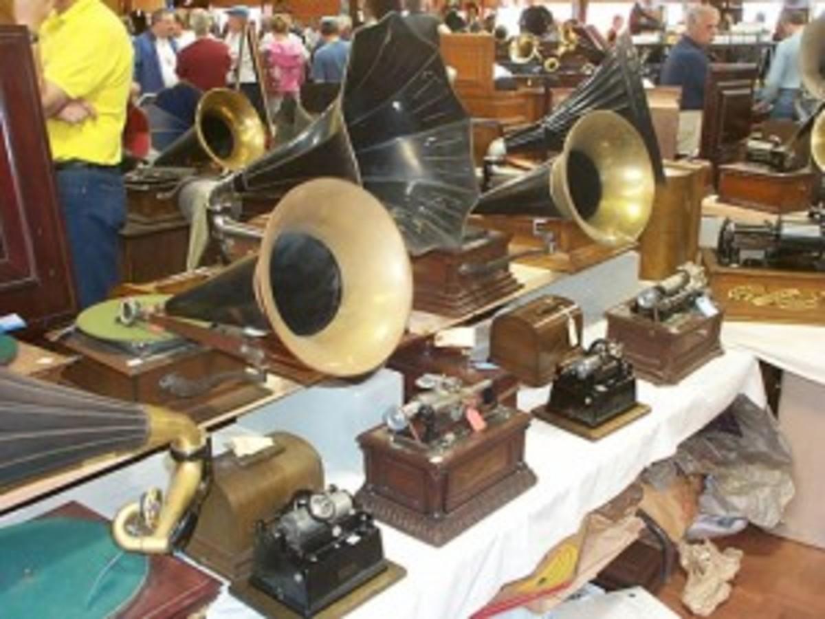 phonograph photo
