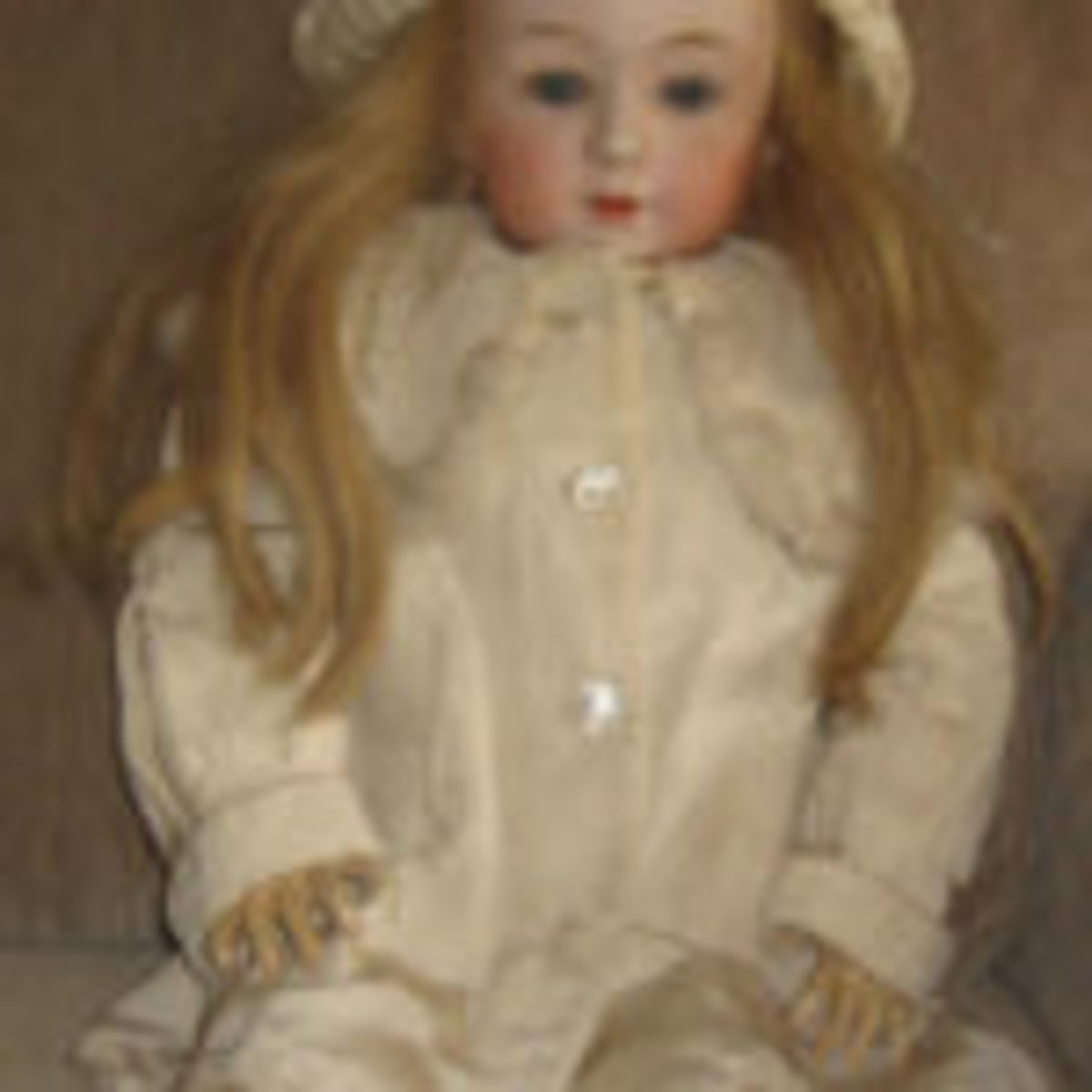 "30"" Gebruder Heubach character doll"