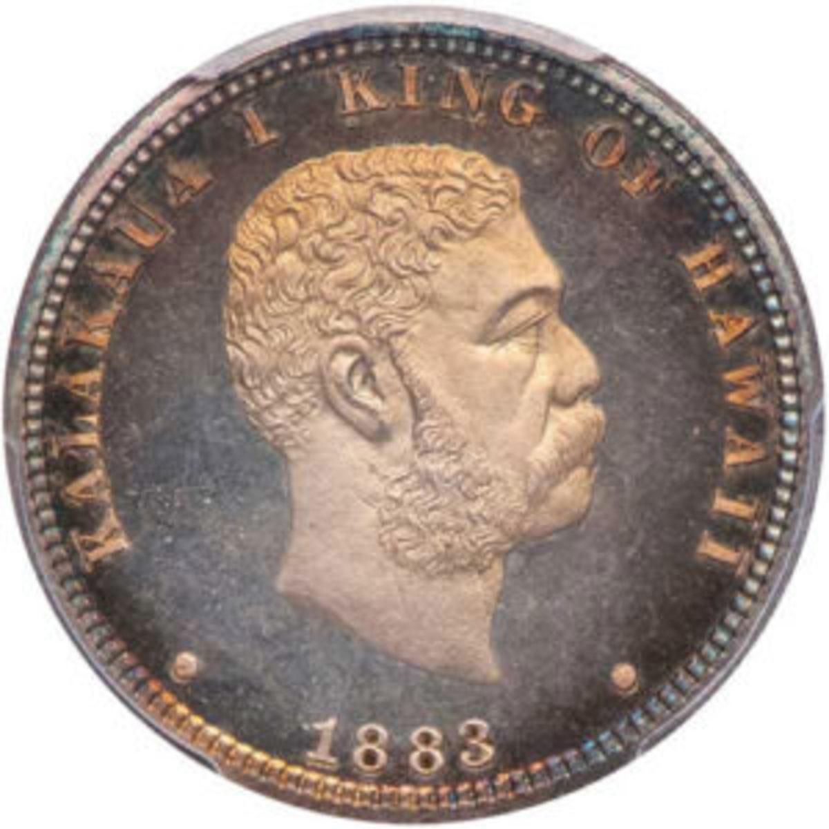 Hawaiian 25 cent