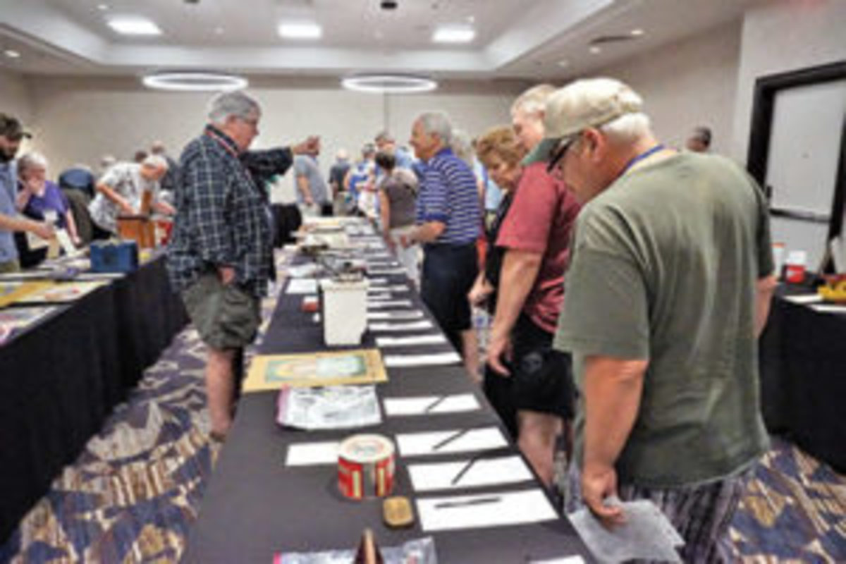 "The AAAA convention's free ""Public Day"" will be held on Friday, July 26 from 1-10 p.m. The public is invited to participate in the silent auction, which will be held from 1-3:30 p.m., followed by general sales from 3:30-6 p.m. and again from 7:15-10 p.m."
