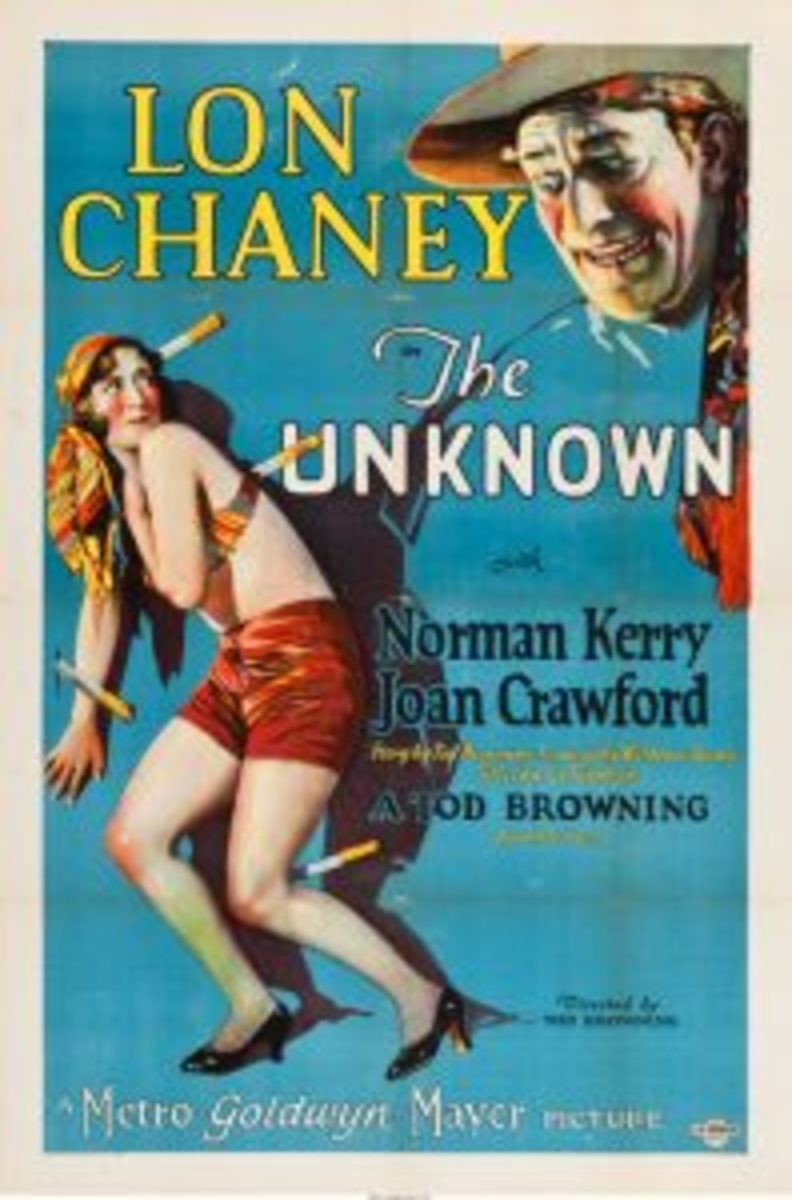 The Unknown one sheet