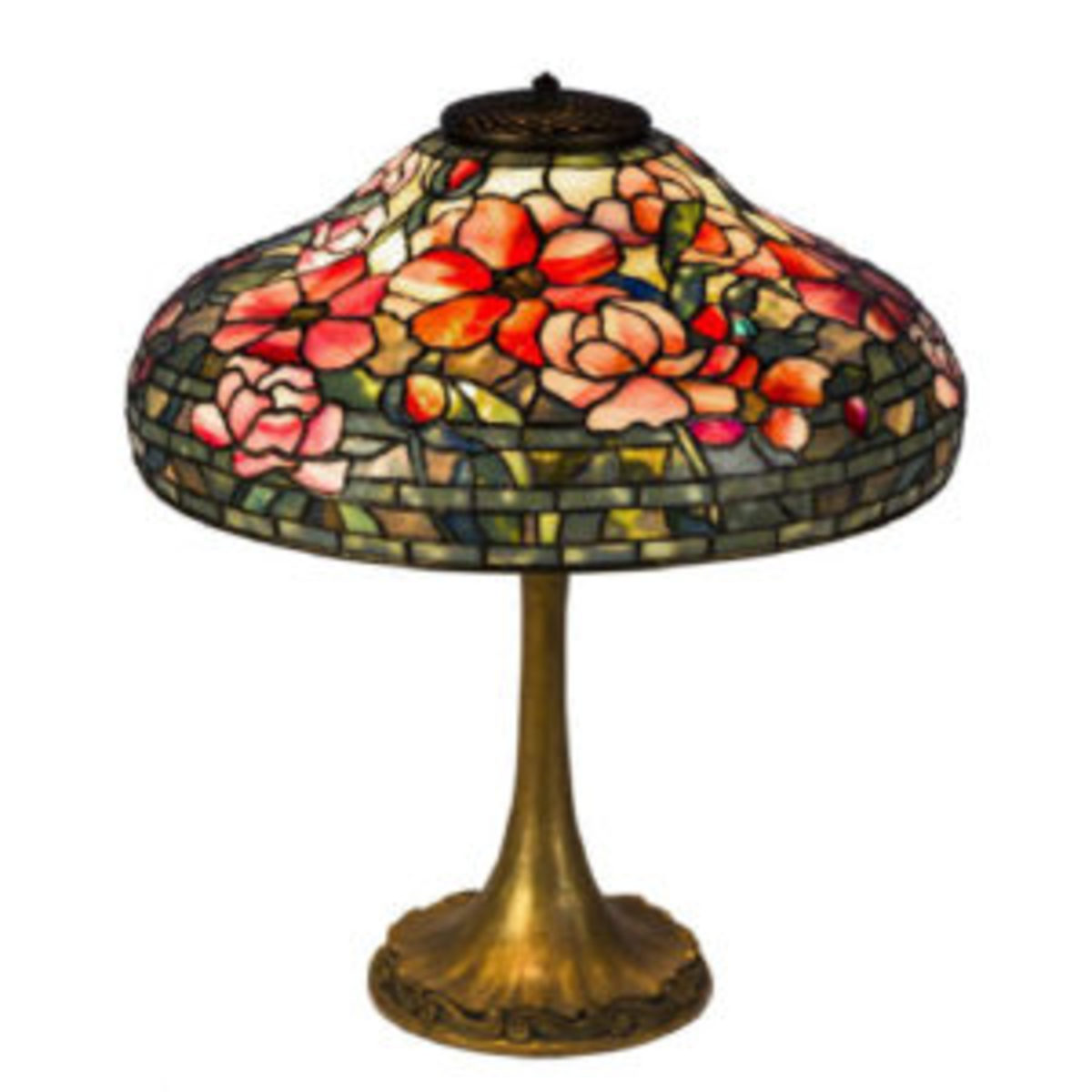 Peony lamp