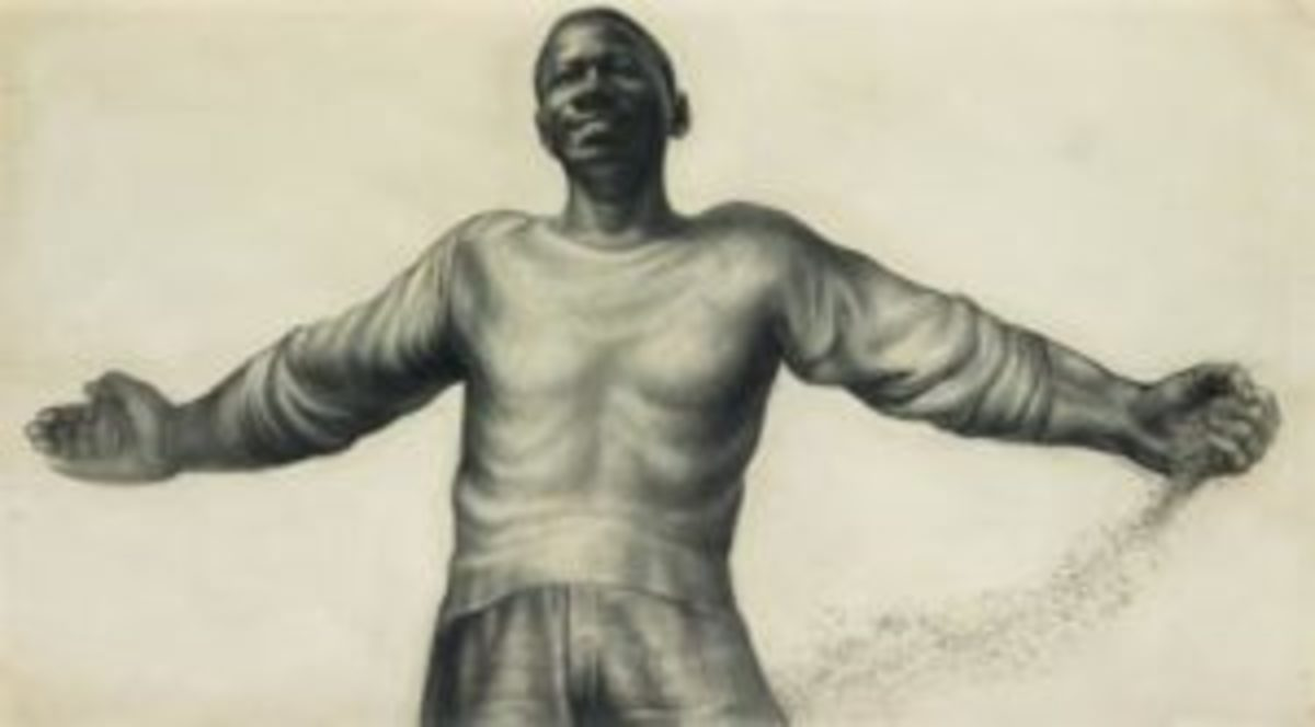 O' Freedom painting