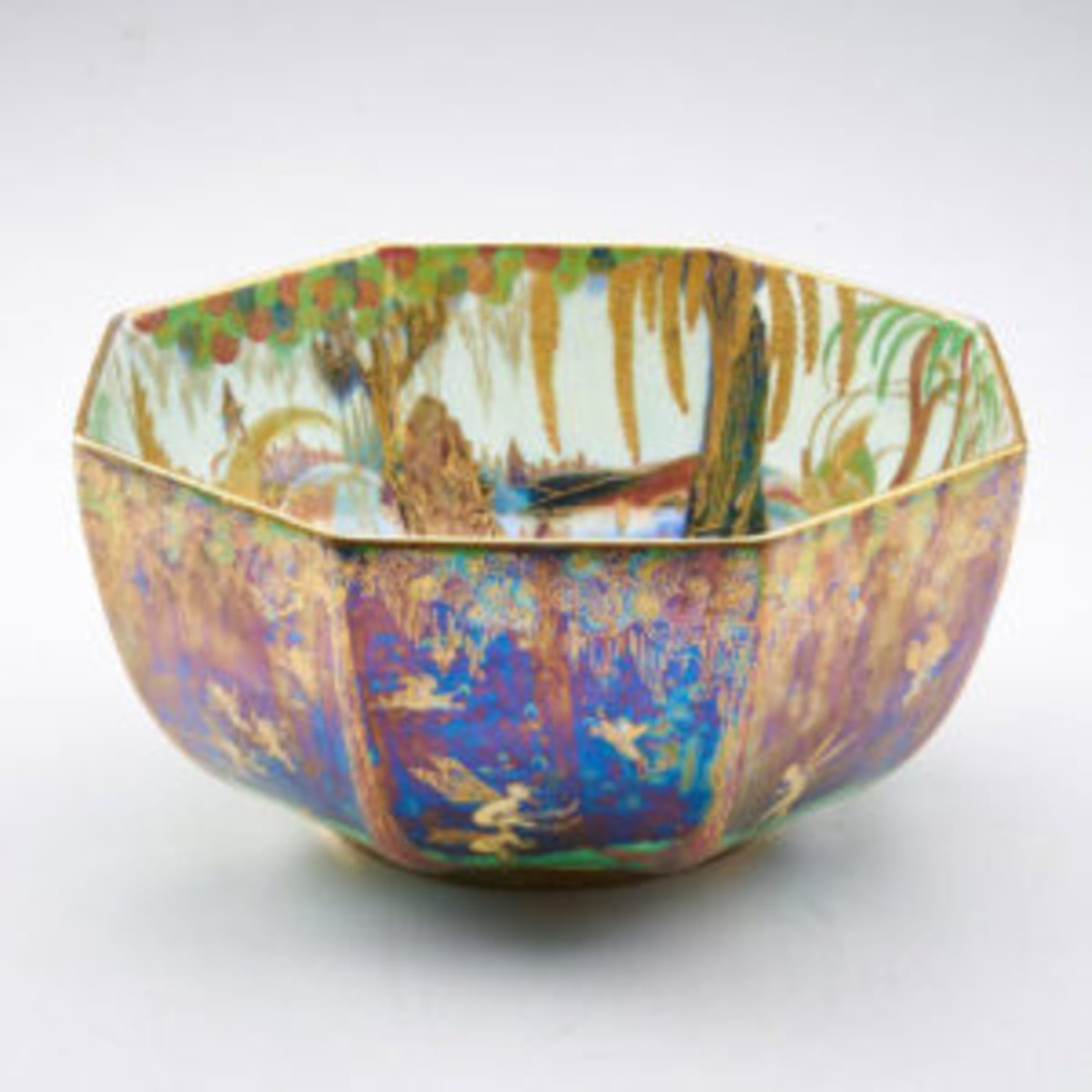 Woodland fairy bowl