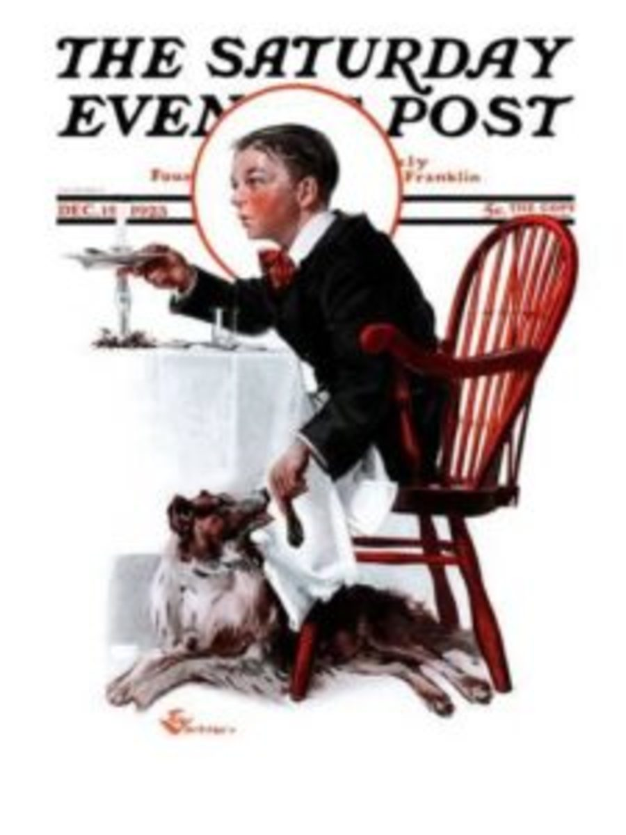 Table Scraps_Saturday Evening Post