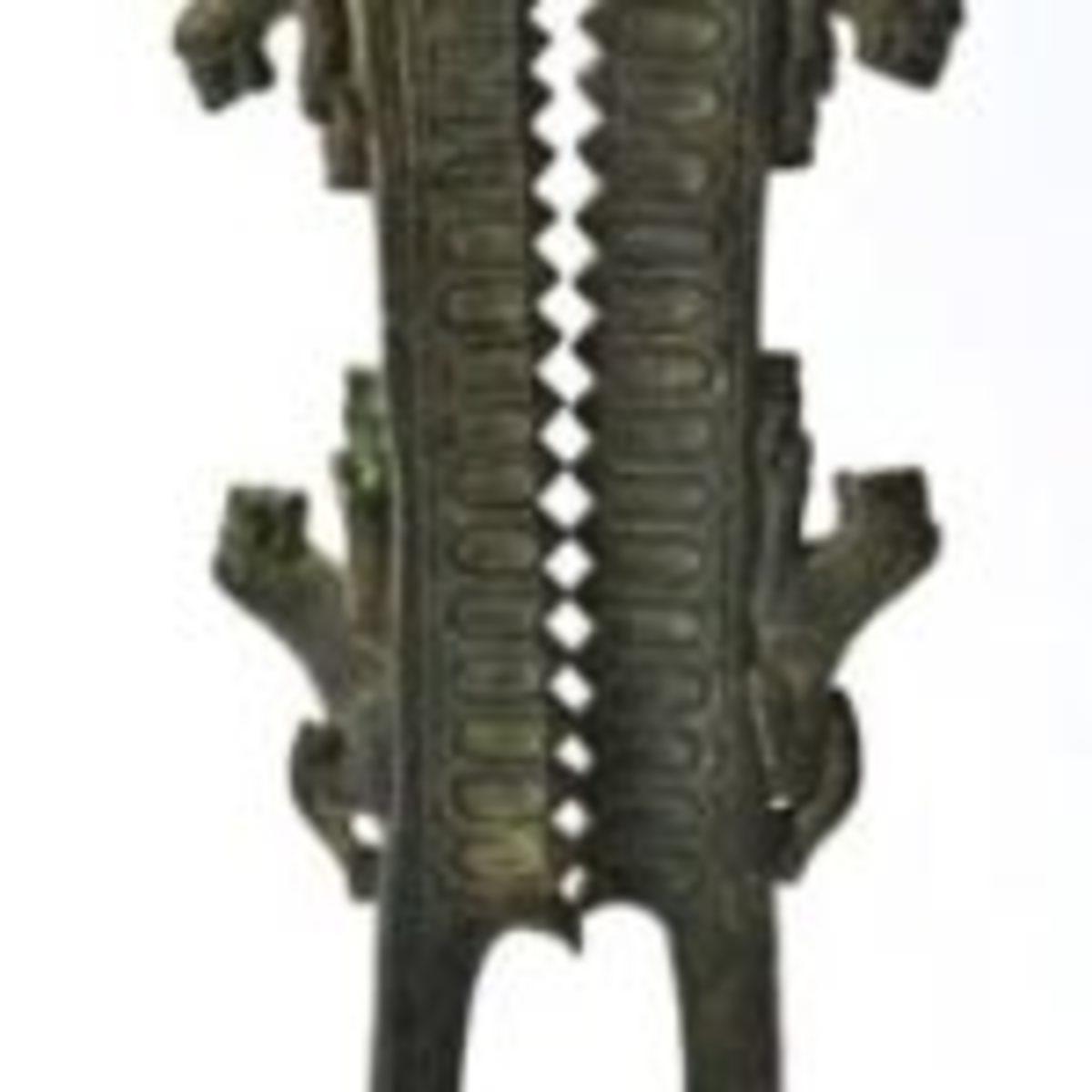 Rare Roman bronze nutcracker