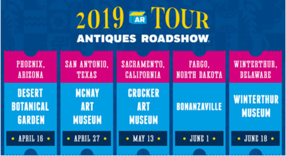 Courtesy of PBS.org/Antiques Roadshow