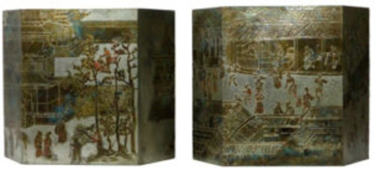Chan side tables
