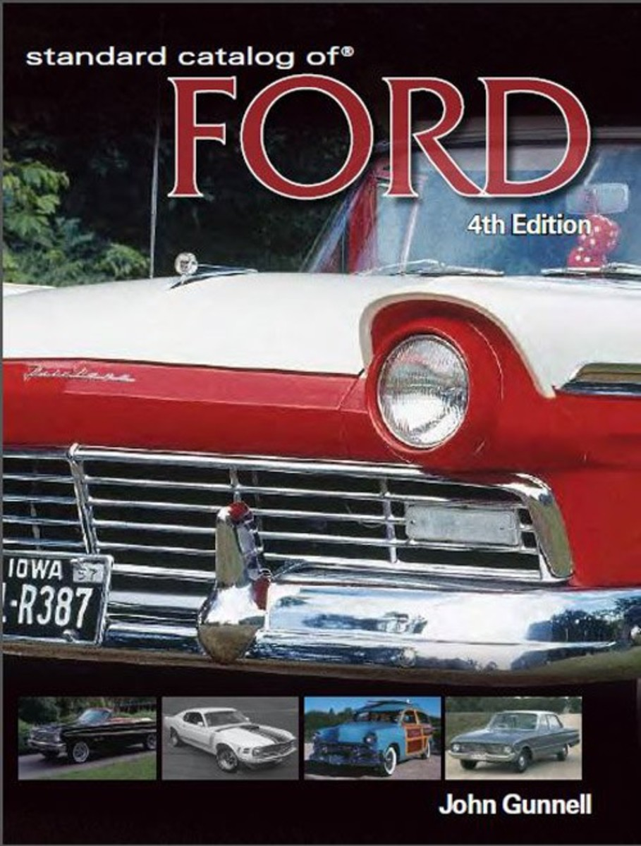 Standard Catalog of Ford, 4th Ed.