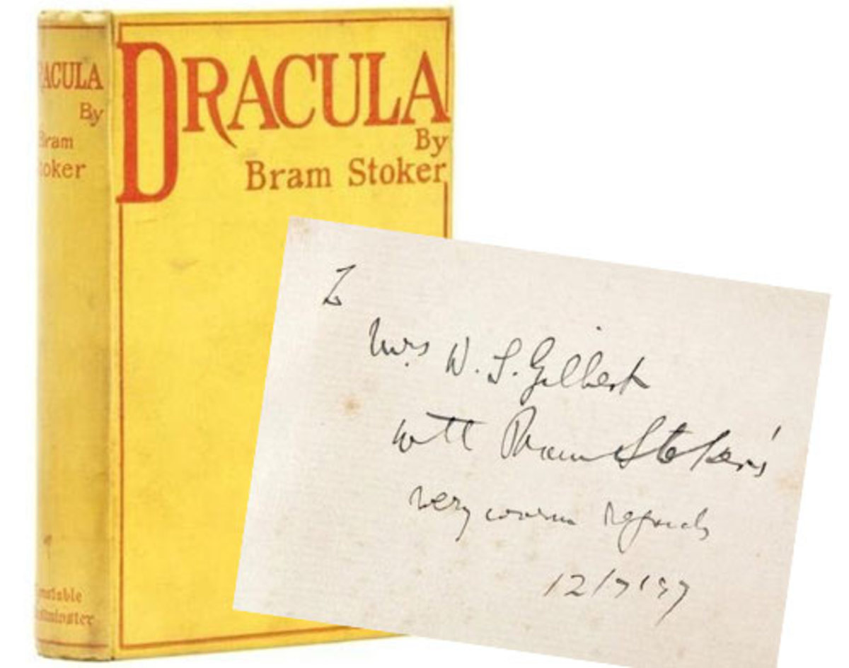 Dracula First Edition