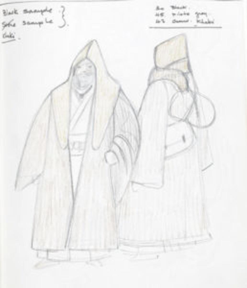 Original Star Wars design