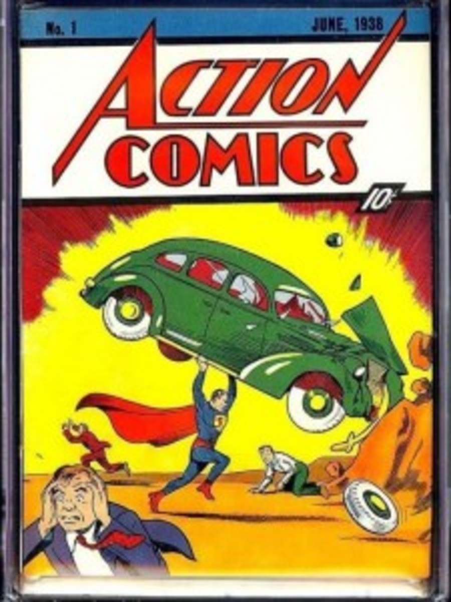 Action Comics No