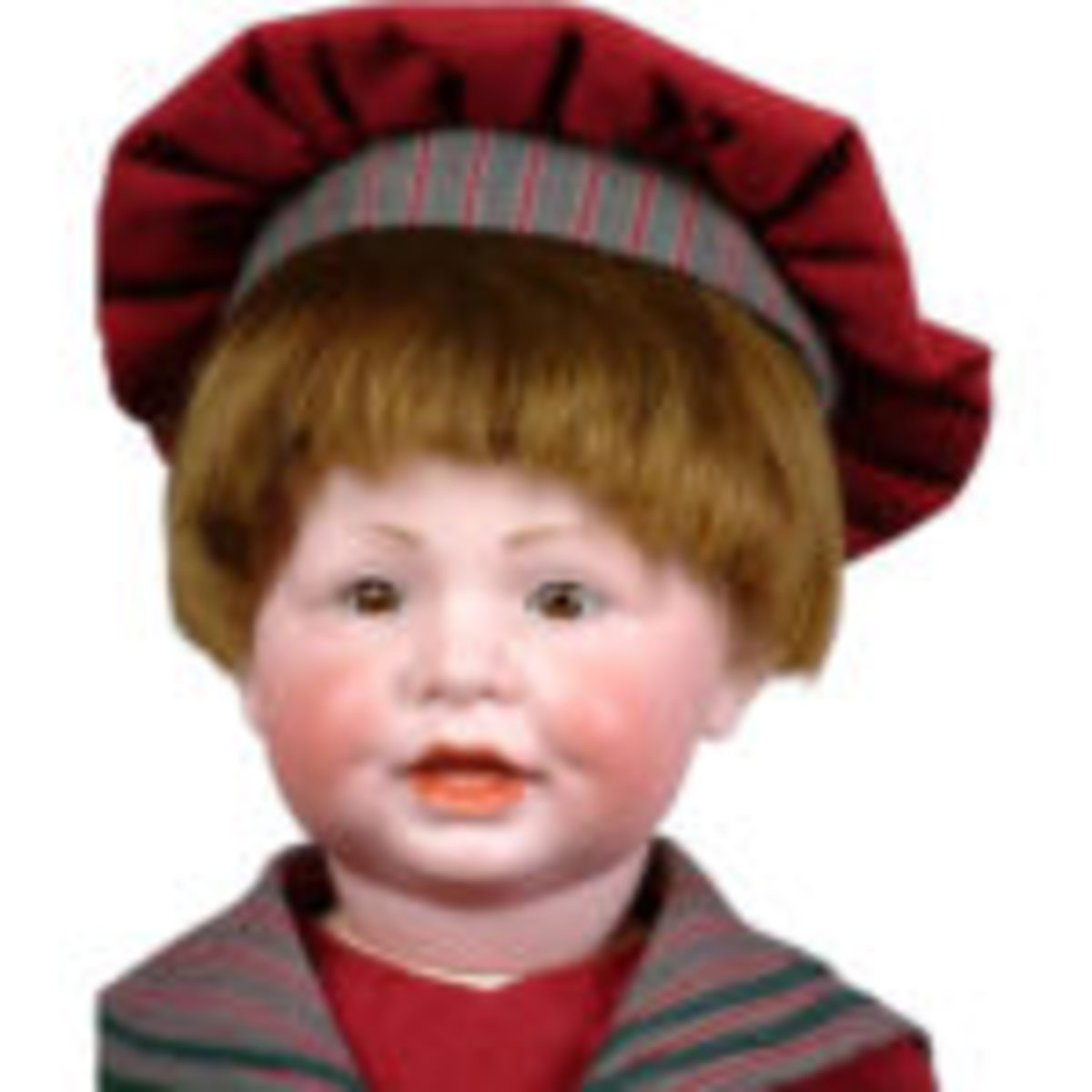 "18"" Kammer & Reinhardt 116 toddler boy doll"