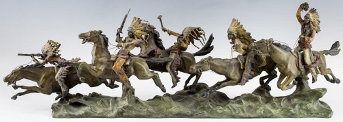 Bronze by Kauba