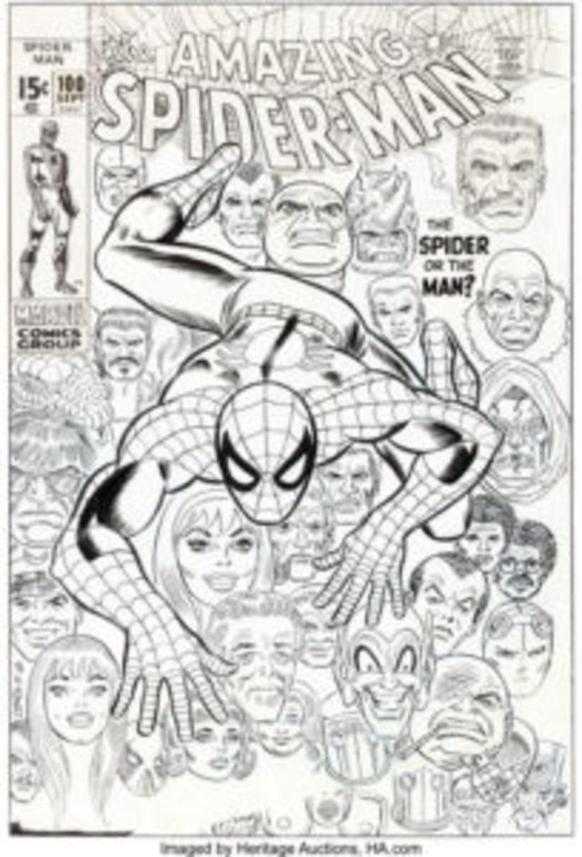 SpiderMancvrart