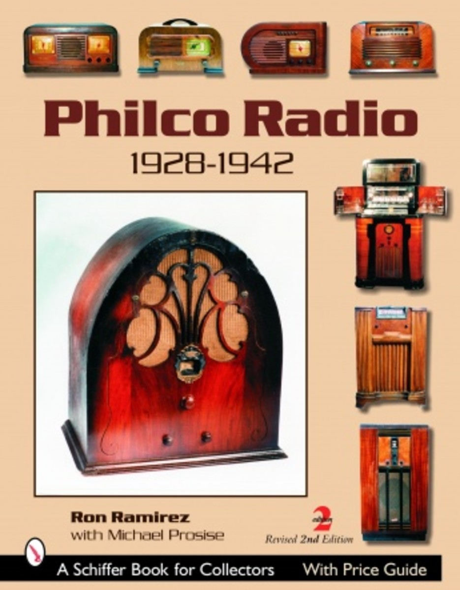 Check out this Philco Radio book recommended by Fred: http://bit.ly/AT_FBFurnDet040414