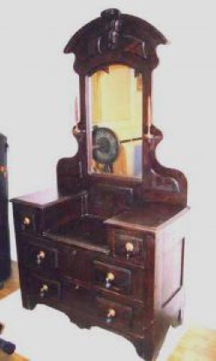 Renaissance Revival dresser