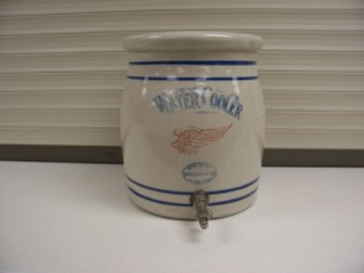 Red Wing cooler