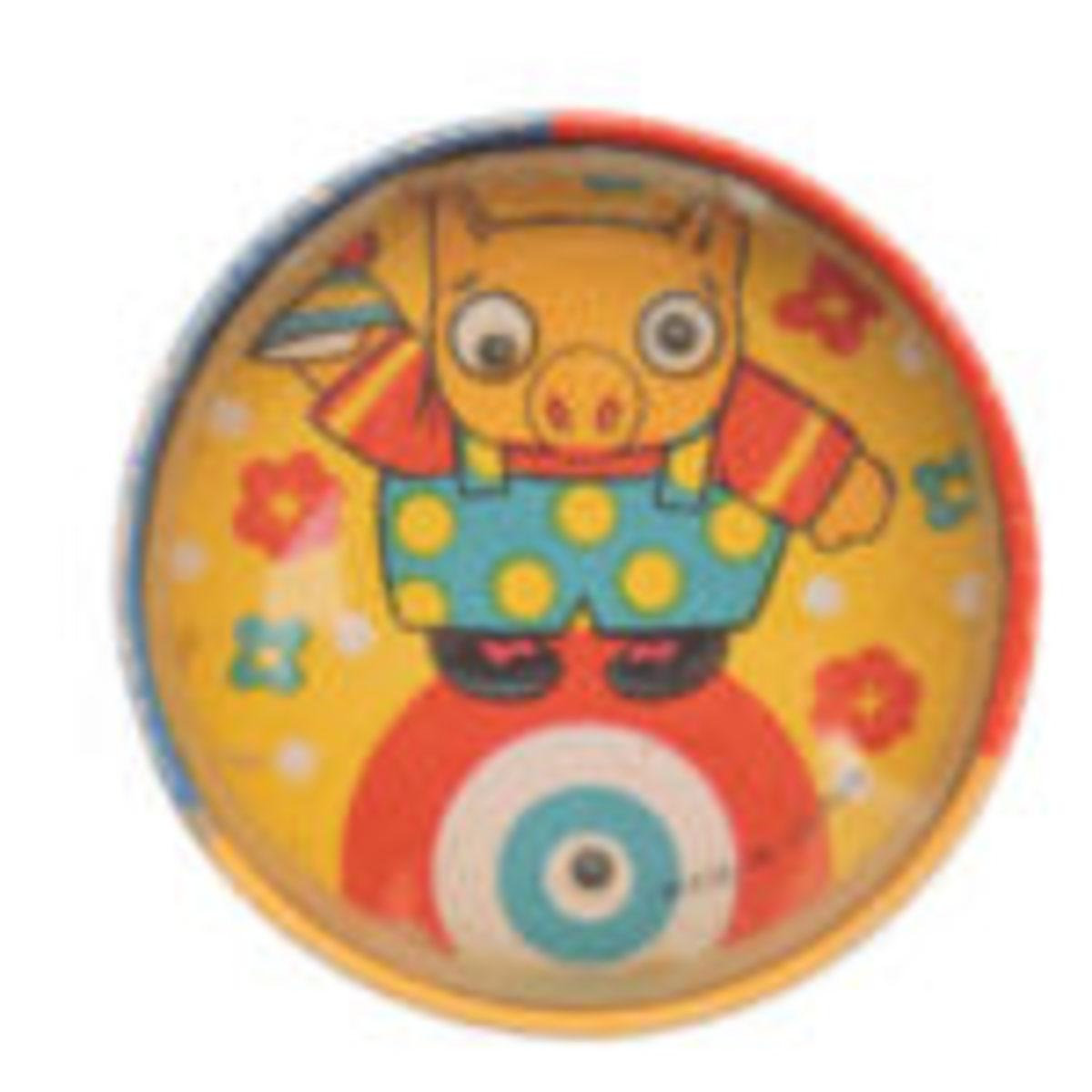 1950s dexterity game, pig