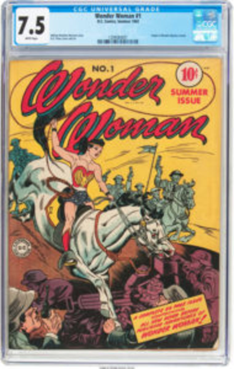 Wonder Woman#1