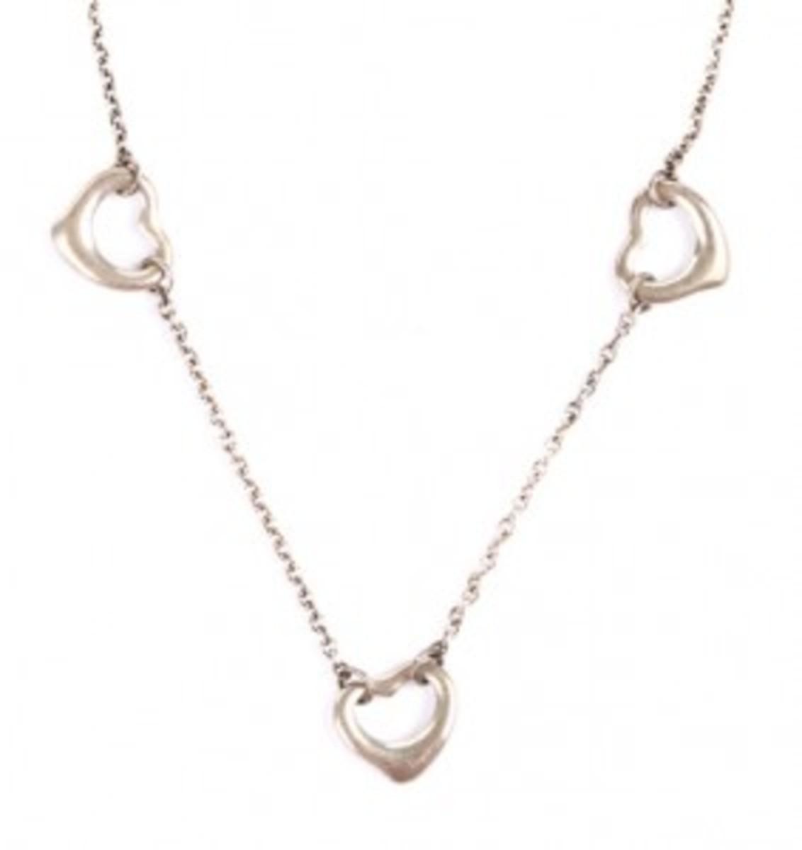 Tiffany and Peretti necklace