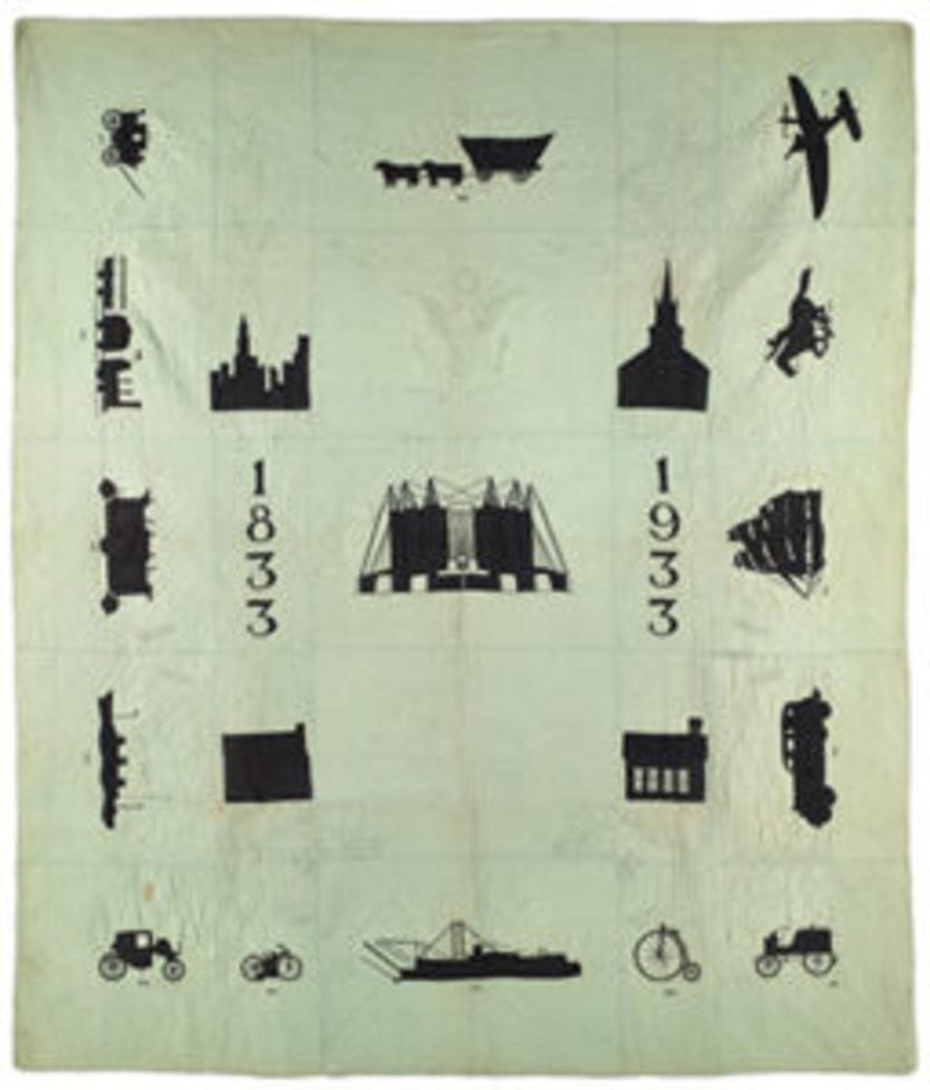World's Fair quilt