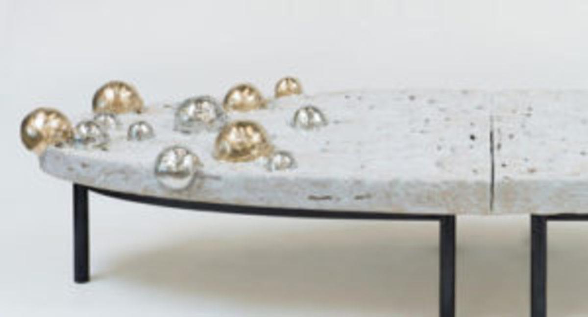 Peter Lane modernism table