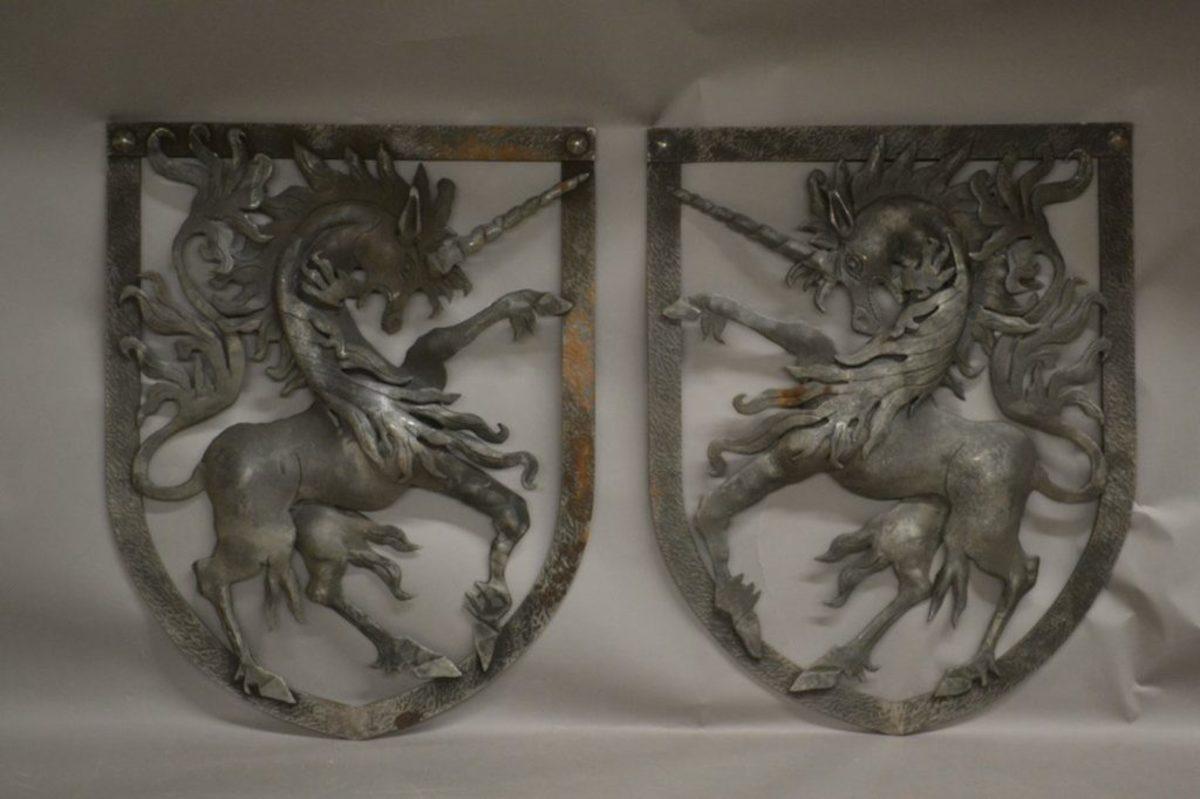 Unicorn shields