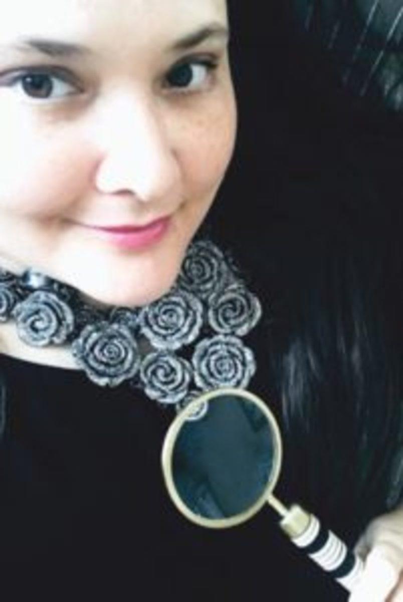 Jennifer Fisher, Queen Creek, Arizona, has turned her Nancy Drew hobby into a profession.