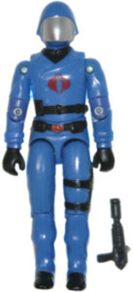 1983 Cobra figure.