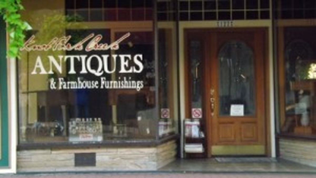 One of the destinations that make Galax, Va. an popular antiquing destination. (Submitted photos)