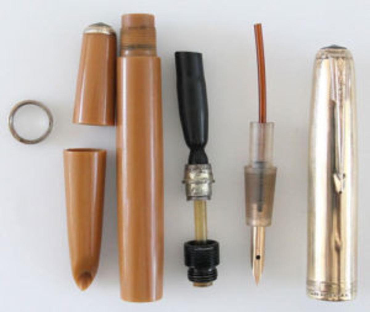 Parker 51 fountain pen