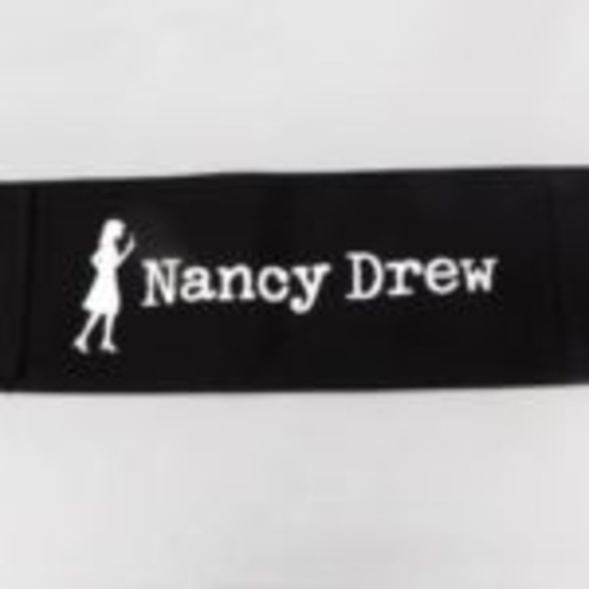 2007 Nancy Drew movie - director's chair back. All images courtesy Jennifer Fisher