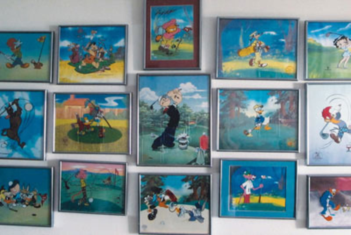 An extensive collection of Disney prints are part of one Antique Trader reader's collection. (Submitted photo)