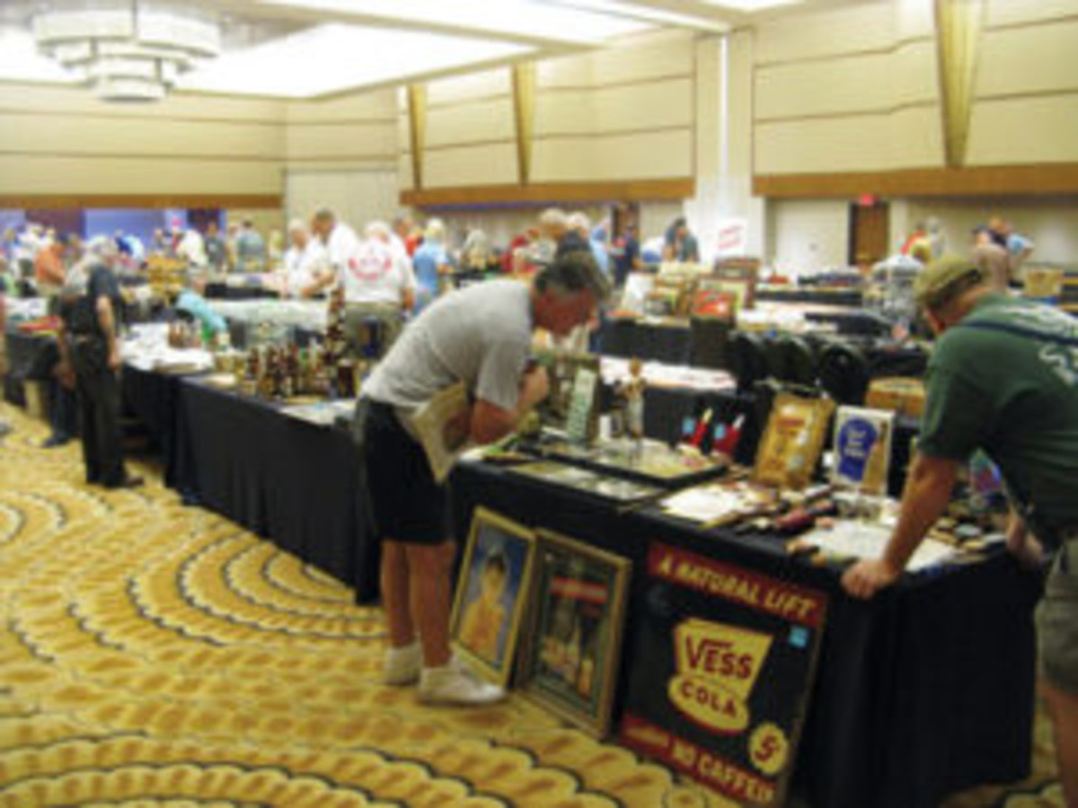 Brewery Association convention room photo
