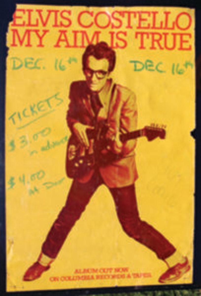 Vintage Concert Poster Market Is Alive And Kicking Antique Trader