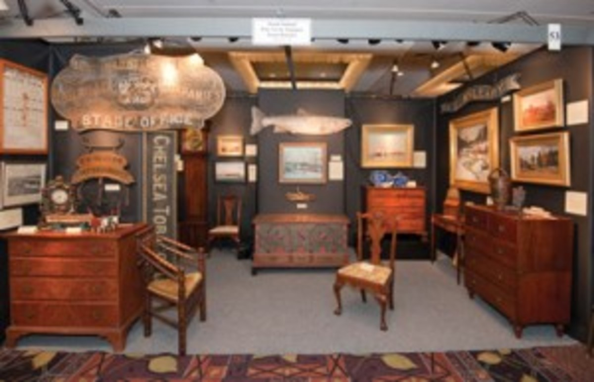 NH Antiques Show
