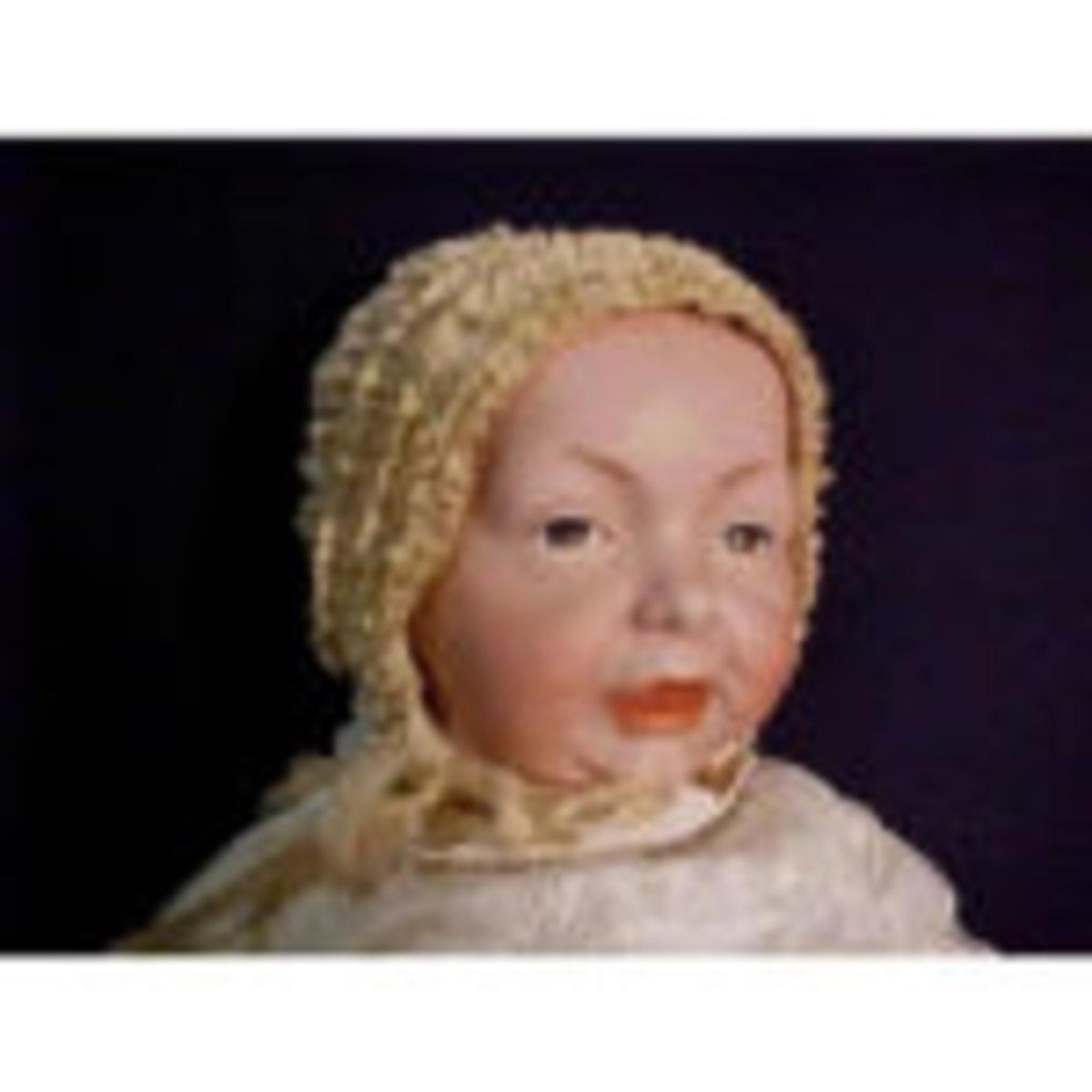"""Kammer-Reinhardt German """"Kaiser baby"""" character doll"""