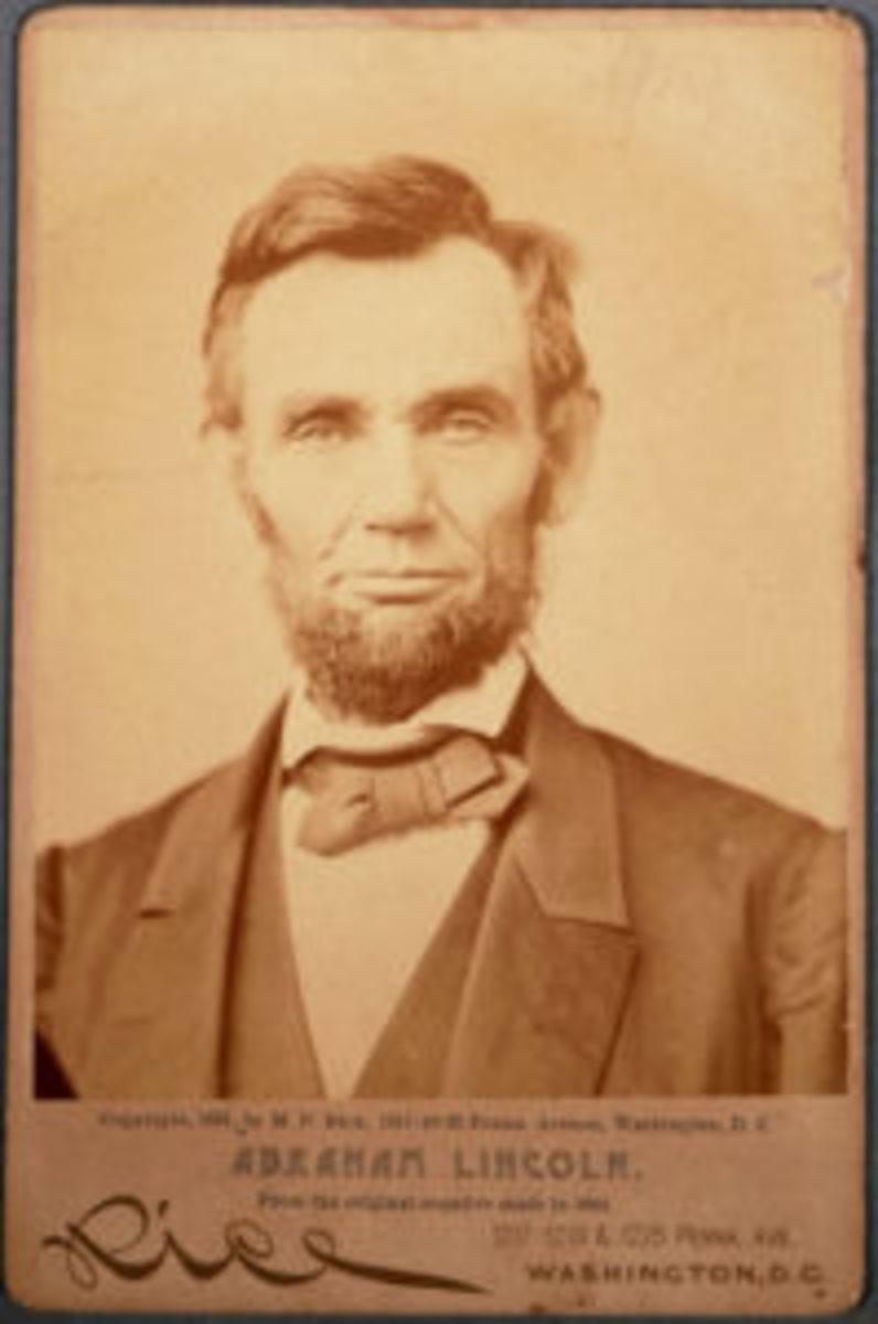 Lincoln Portrait