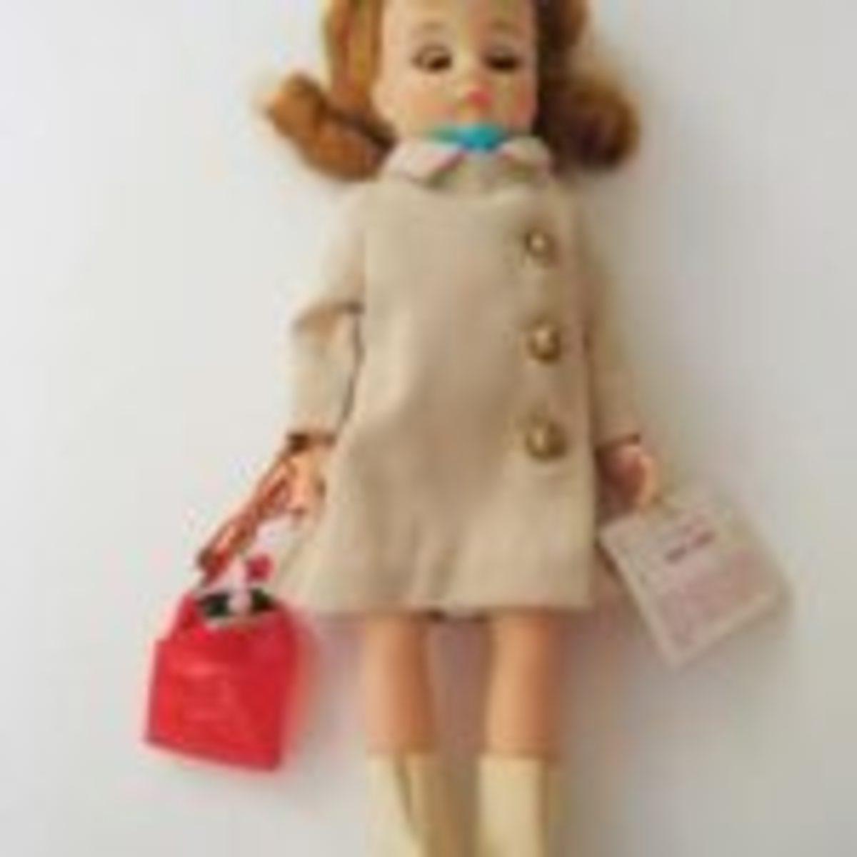 Nancy Drew Madame Alexander doll, 1967.