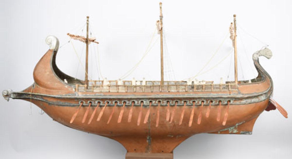 Ben-Hur ship