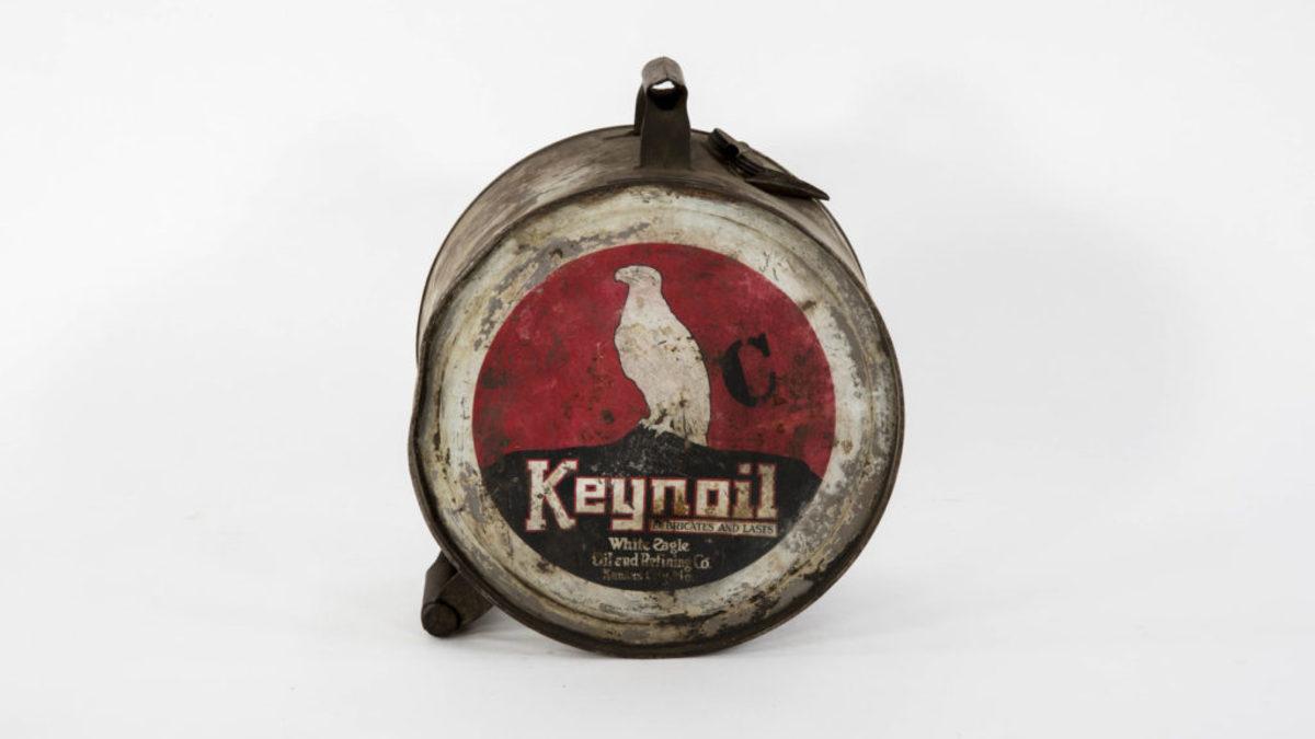 Keynoil Rocker Can, www.mecum.com