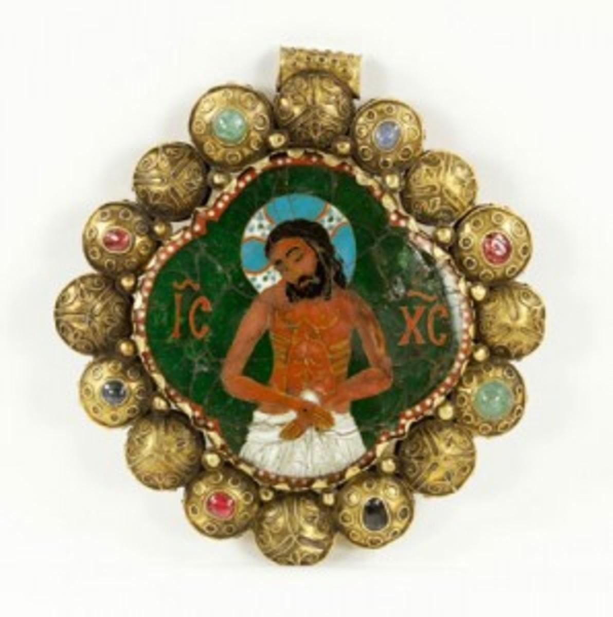 Russian pendant