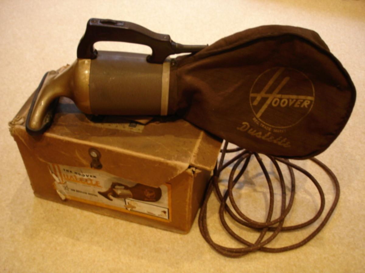handhelf vacuum