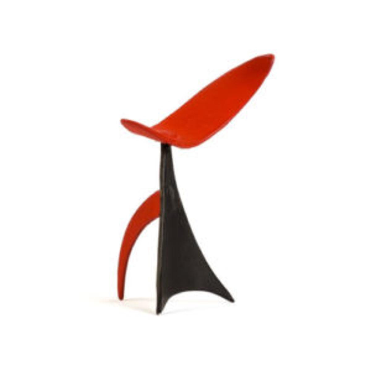 "Calder ""Crayfish"" stabiles"