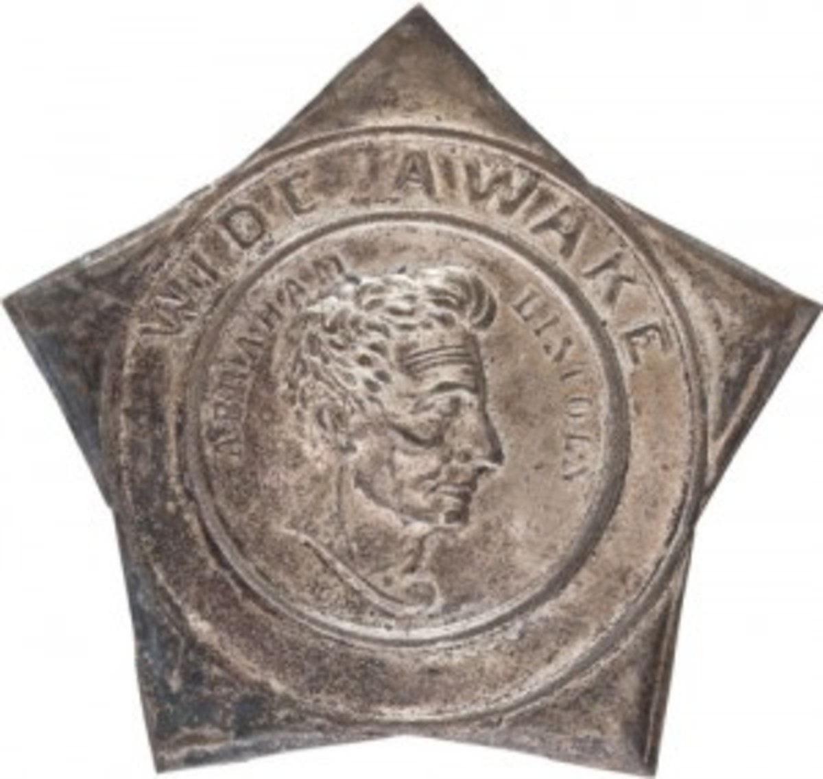 Lincoln hat badge