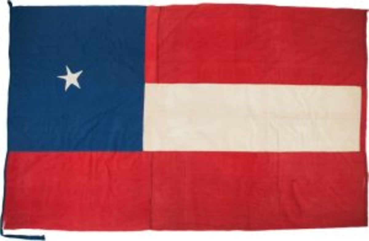 Belle Boyd First National Confederate States of America Flag