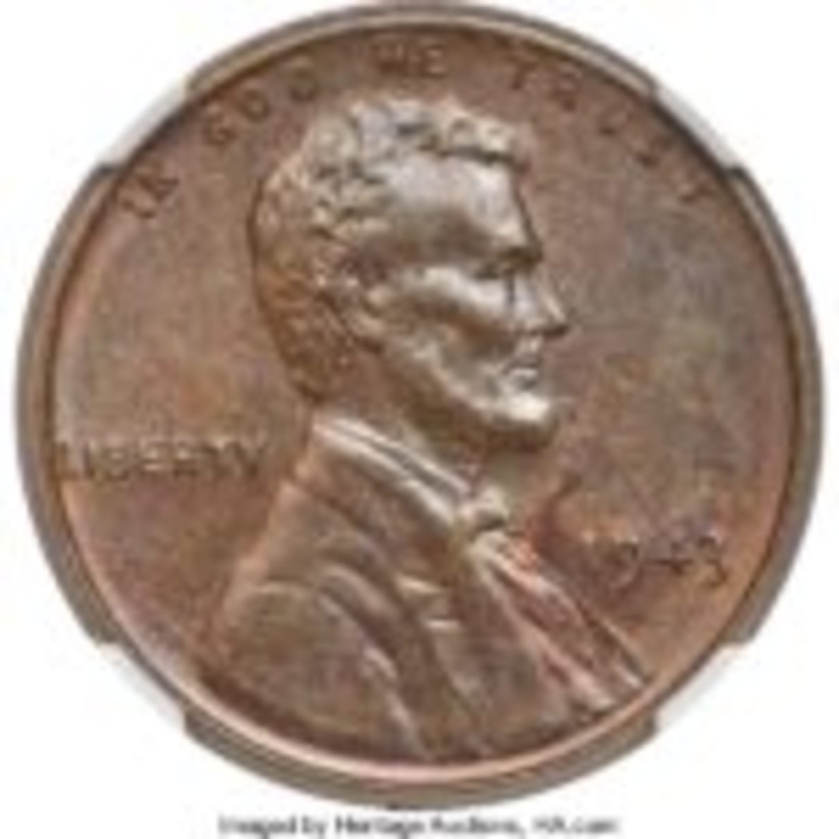 1943 Cent