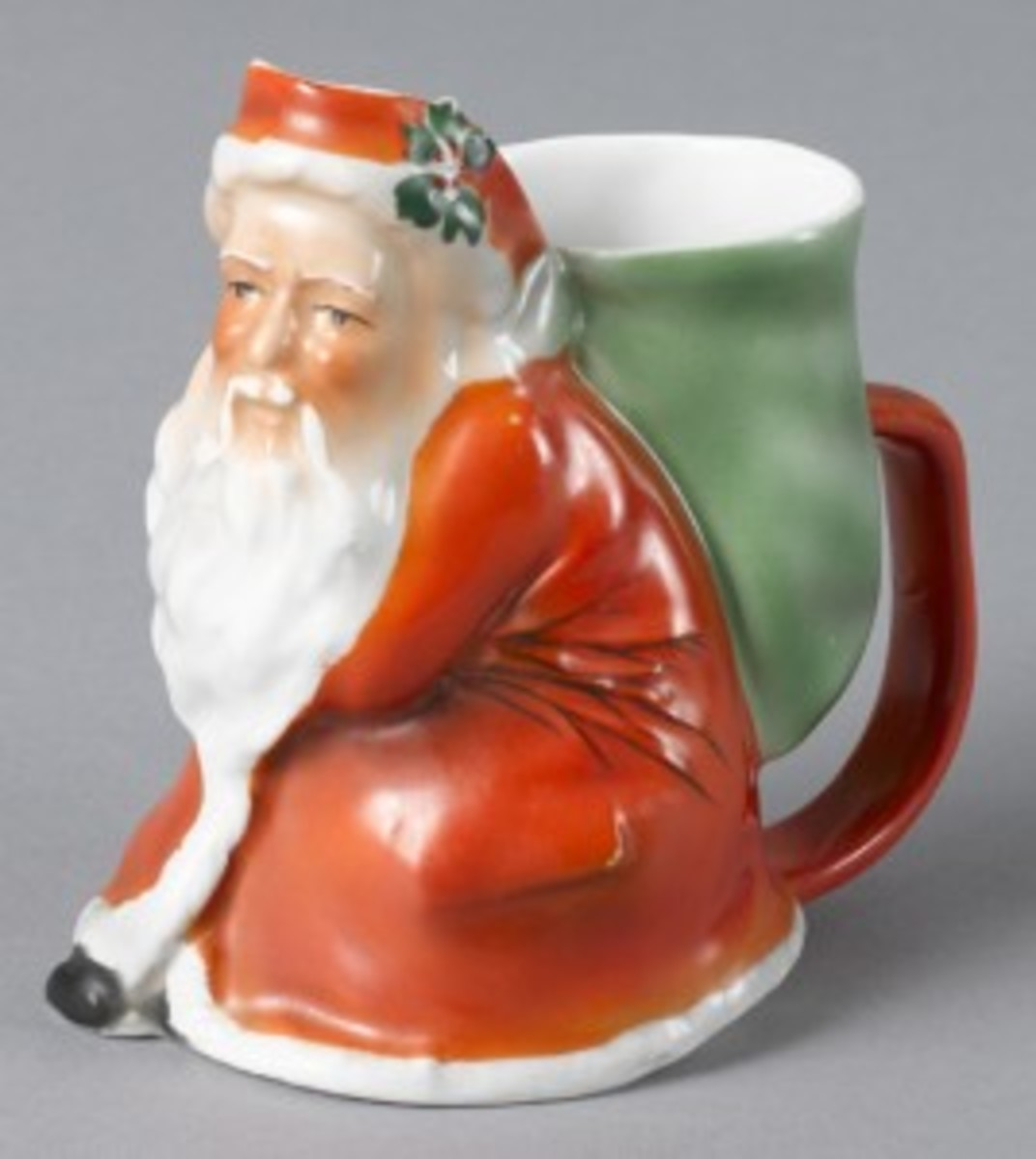 Santa Claus pitcher